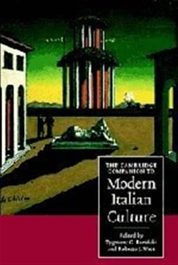 Cambridge Companion to Modern Italian Culture, by Baranski 9780521559829