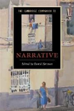 Cambridge Companion to Narrative, by Herman 9780521673662