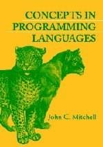 Concepts in Programming Languages, by Mitchell 9780521780988