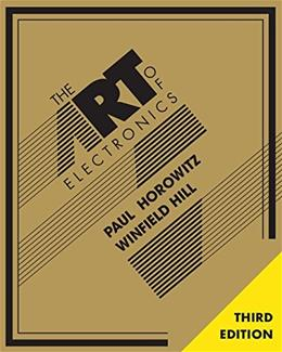 Art of Electronics, by Horowitz, 3rd Edition 9780521809269