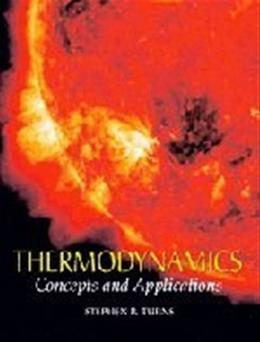 Thermodynamics: Concepts and Applications, by Turns BK w/CD 9780521850421