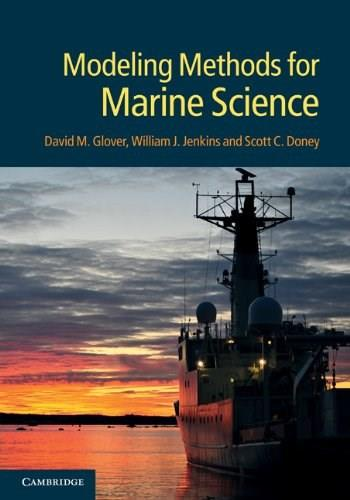 Modeling Methods for Marine Science, by Glover 9780521867832