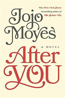After You: A Novel, by Moyes 9780525426592
