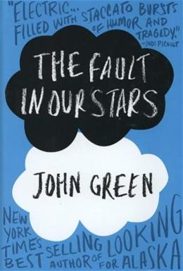 Fault in Our Stars, by Green 9780525478812