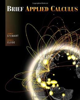 Brief Applied Calculus 1 9780534423827