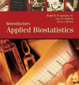 Introductory Applied Biostatistics, by D