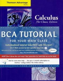 Calculus: The Classic Edition, by Swokowski, 5th Edition 5 PKG 9780534435387