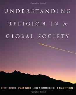 Understanding Religion in a Global Society 1 9780534559953