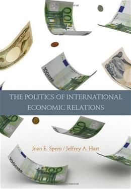 Politics of International Economic Relations, by Stero, 7th Edition 9780534602741