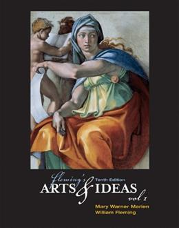 Flemings Arts and Ideas, by Marien, Volume I 10 PKG 9780534613822