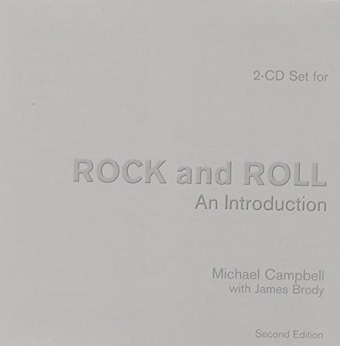 Rock and Roll: An Introduction, by Campbell, 2nd Edition, CD-ROM ONLY 2 CD-ROM 9780534642976