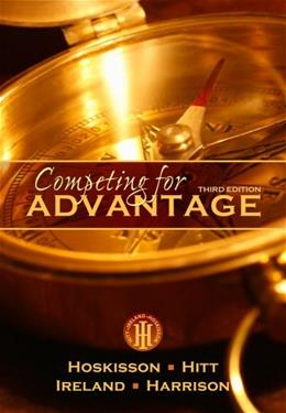 Competing for Advantage 3 9780538475167