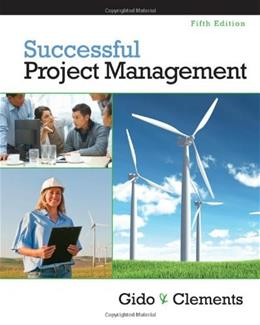 Successful Project Management (with Microsoft Project 2010) 5 w/DVD 9780538478977