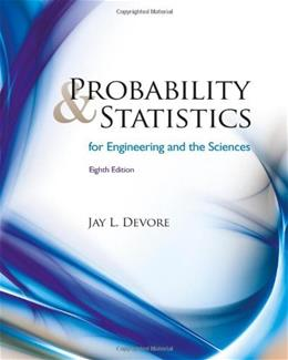 Probability and Statistics for Engineering and the Sciences 8 9780538733526