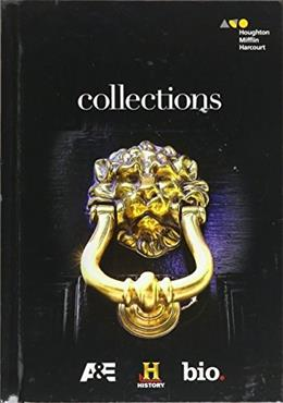 Collections, by Holt McDougal 9780544087712