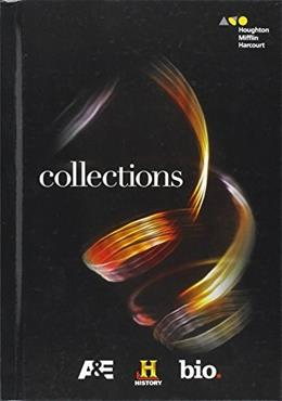 Collections, by Holt McDougal, Student Edition, Grade 11 9780544088061