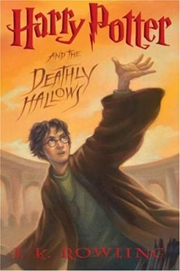 Harry Potter and the Deathly Hallows, by Rowling, Grades 5-8, Year 7 9780545010221