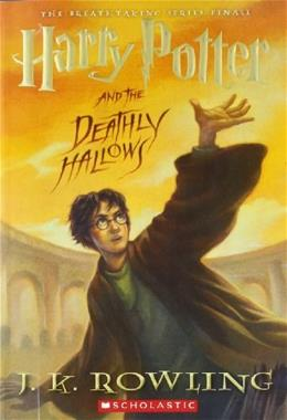 Harry Potter and the Deathly Hallows, by Rowling, Book 7 9780545139700