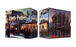 Harry Potter, by Rowling, Special Edition, 7 Book Set PKG 9780545596275