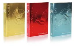 The Hunger Games Box Set: Foil Edition 9780545791915