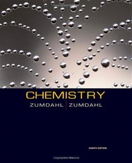 Chemistry (Available 2010 Titles Enhanced Web Assign) 8 9780547125329