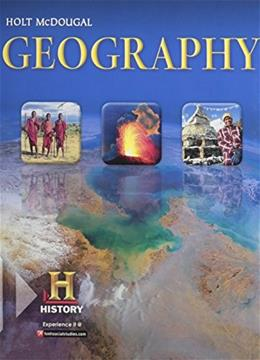 World Geography, by Arreola 9780547491103