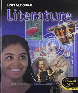 Literature, by Allen, Common Core Edition, Grade 9 9780547618395