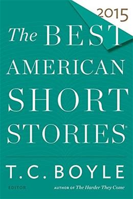 Best American Short Stories 2015, by Boyle 9780547939414