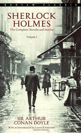 Sherlock Holmes: The Complete Novels and Stories, by Doyle, Volume 1 9780553212419