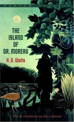 Island of Dr. Moreau, by Wells 9780553214321