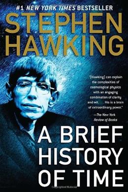 Brief History of Time, by Hawking, Updated and Expanded 10th Anniversary Edition, Grade 7 9780553380163