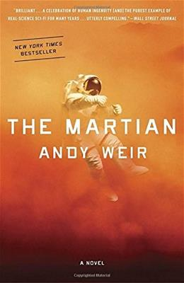 Martian, by Weir 9780553418026