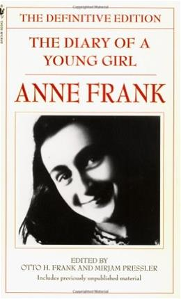 Anne Frank: Diary of a Young Girl, by Frank, The Definitive Edition, Grades 9-12 9780553577129