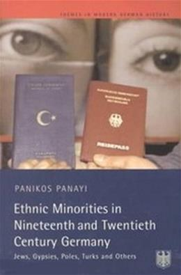 Ethnic Minorities in 19th and 20th Century Germany, by Panayi 9780582267602