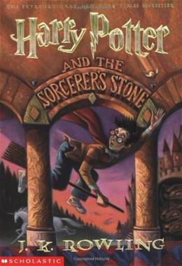 Harry Potter and the Sorcerers Stone 1st Editio 9780590353427