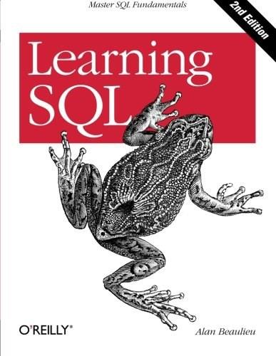 Learning SQL, by Beaulieu 9780596520830