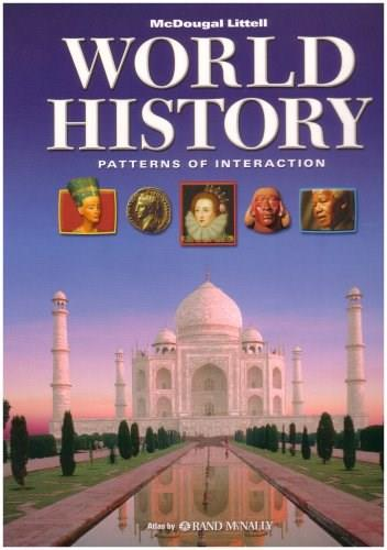 World History: Patterns of Interaction, by Beck, Grades 9-12 9780618187744