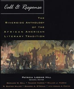 Call and Response, by Hill 9780618449095