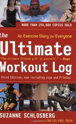 The Ultimate Workout Log: An Exercise Diary for Everyone 3 SPI 9780618466498