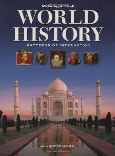 World History: Patterns of Interaction, by Beck, Grades 9-12 9780618690084