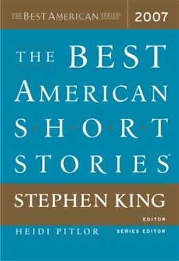 Best American Short Stories 2007, by King 9780618713479