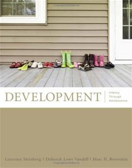 Development: Infancy Through Adolescence (Available Titles CengageNOW) 001 9780618721559