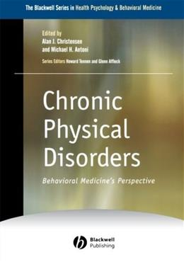 Chronic Physical Disorders: Behavioral Medicine