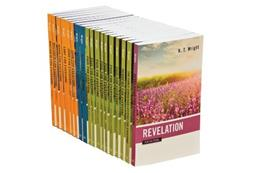 New Testament for Everyone, by Wright, 18 VOLUME SET PKG 9780664238261