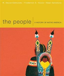 People: A History of Native America, by Edmunds 9780669244953