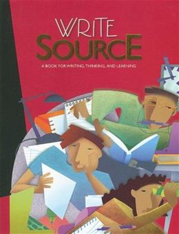 Write Source, by Great Source 9780669531398