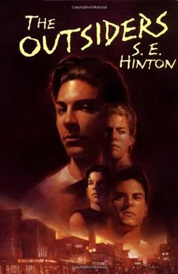 Outsiders, by Hinton 9780670532575