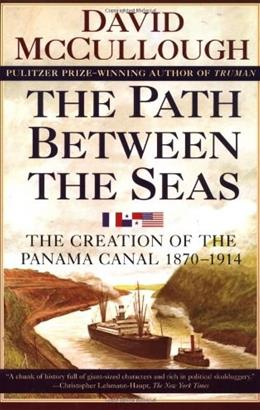 Path Between the Seas, by McCullough 9780671244095