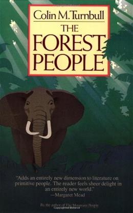 Forest People, by Turnbull 9780671640996