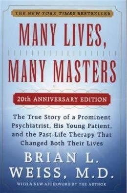 Many Lives, Many Masters, by Weiss 9780671657864